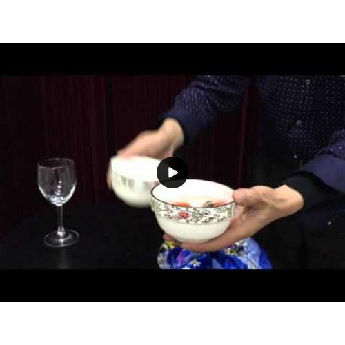 Bowls Produce Goldfishes