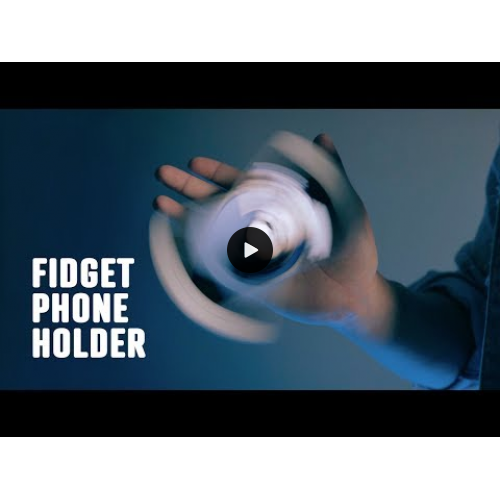 Fidget Phone Holder (Gimmick and Online Instructions)
