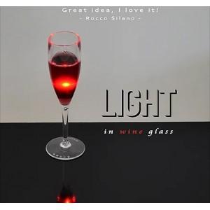 Light in Wine Glass