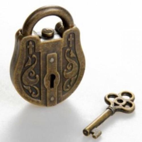 Ring Lock Puzzle