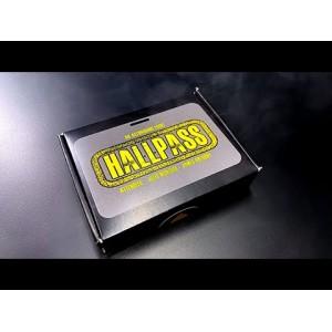 HALLPASS by Julio Montoro