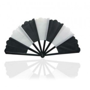 Breakaway Fan (Special Quality) - Black and White