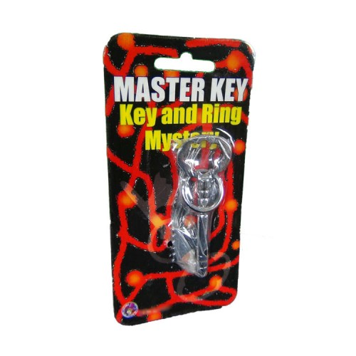 Master Key and Ring Mystery