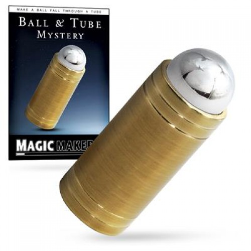 Ball and Tube Mystery by Magic Makers