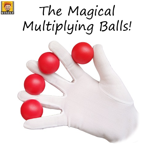 Multiplying Ball (Red)