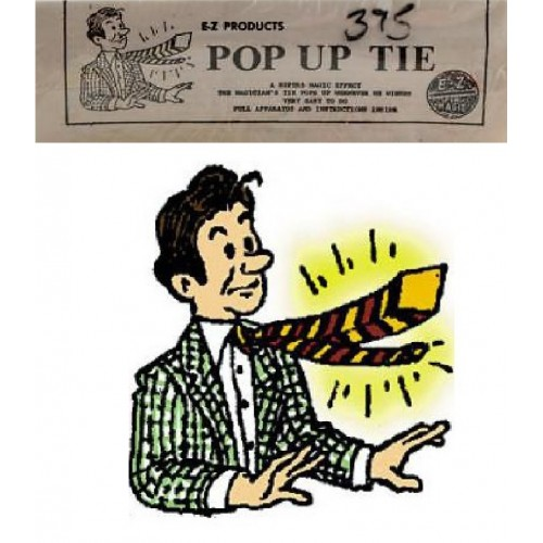Pop Tie Magic by Fun Inc