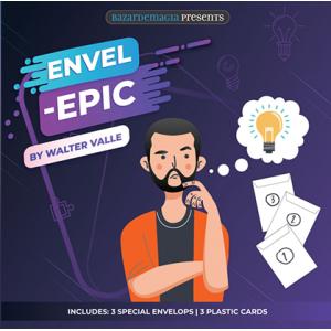 Envel Epic by Bazar de Magia