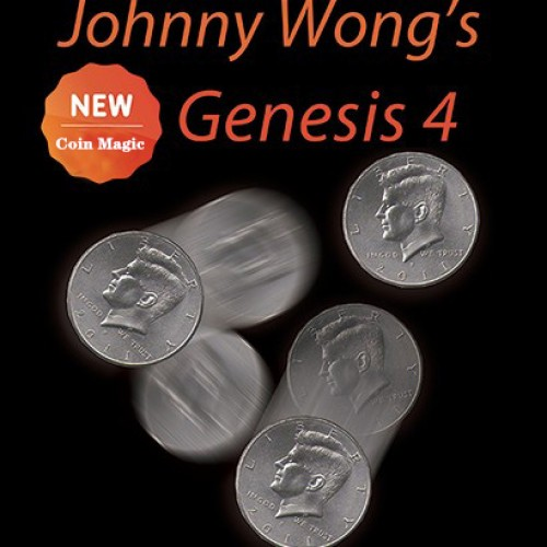Genesis 4 (with DVD) by Johnny Wong