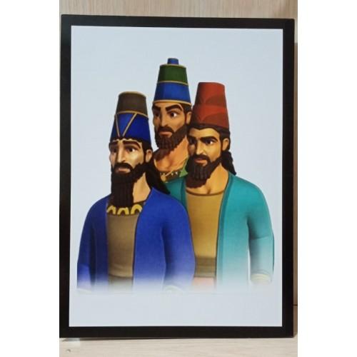 Sadrakh, Mesakh, dan Abednego - Sulap Gospel
