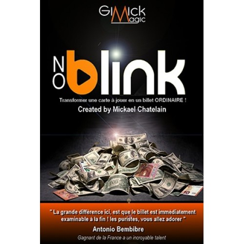 NO BLINK by Mickael Chatelain