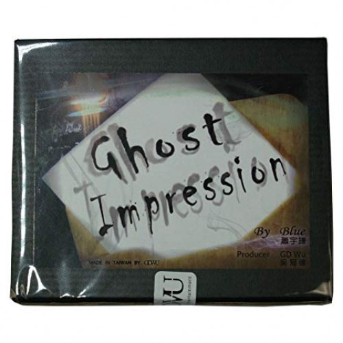 Ghost Impression by Blue
