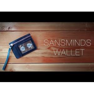 SansMinds Wallet - Suit Up Style 2 piece