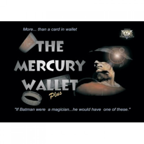 Mercury Wallet by Jim Pace