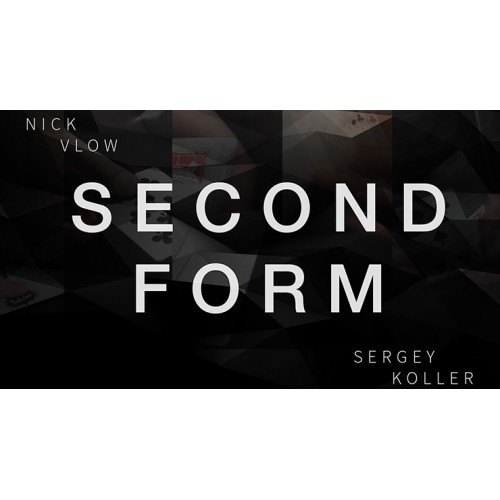 Second Form By Shin Lim