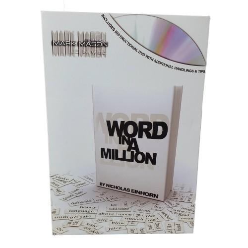 Word In A Million by Nicholas Einhorn and JB Magic