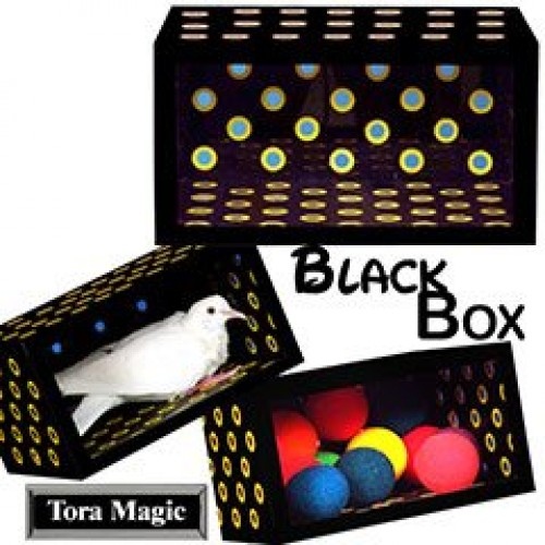 Black Box by Tora