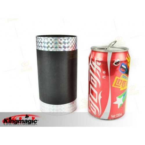 Vanishing Coke Can by King Magic