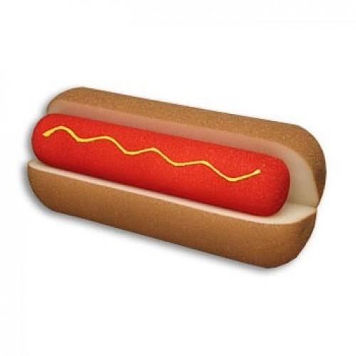 Sponge Foam Hot Dog and Bun - Jumbo