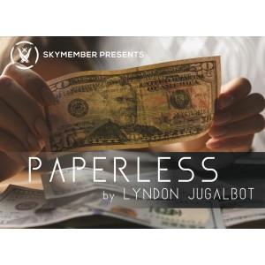 Paperless by Lyndon Jugalbot