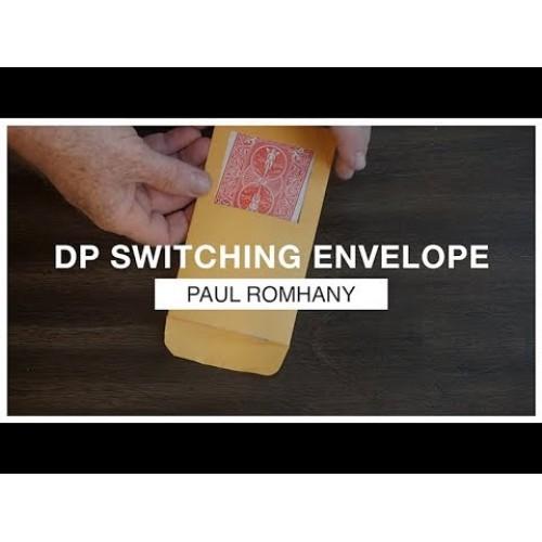 DP Switching Envelope Paul Romhany