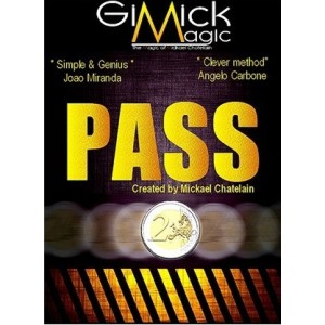 PASS (RED) by Mickael Chatelain