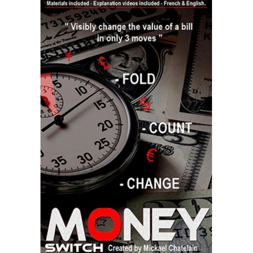 Money Switch by Mickael Chatelain